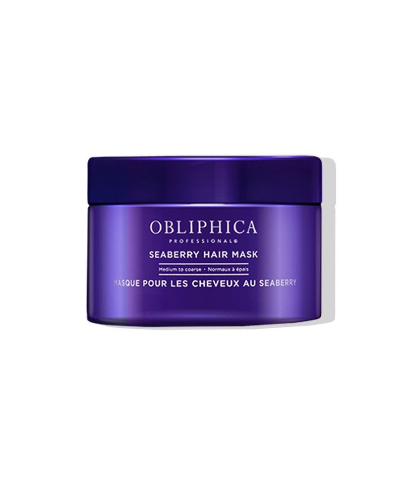 Mask Medium to Coarse  8.5 oz. Obliphica Professional Seaberry