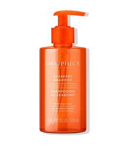 Shampoo Fine to Medium 10 oz. Obliphica Professional Seaberry