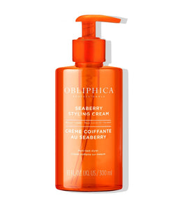 Styling Cream 10 oz Obliphica Professional Seaberry