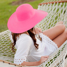 Load image into Gallery viewer, Hot Pink Floppy Hat