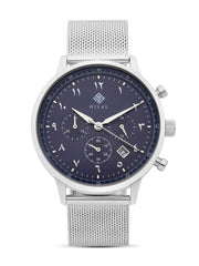 AWLA - BLEU NUIT - HILAL WATCHES