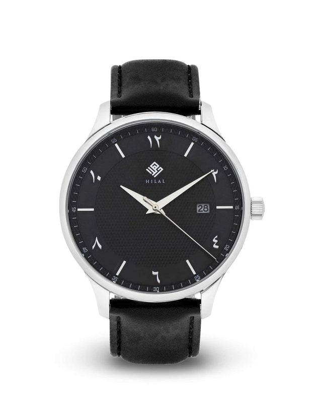VEGA - NOIR - HILAL WATCHES