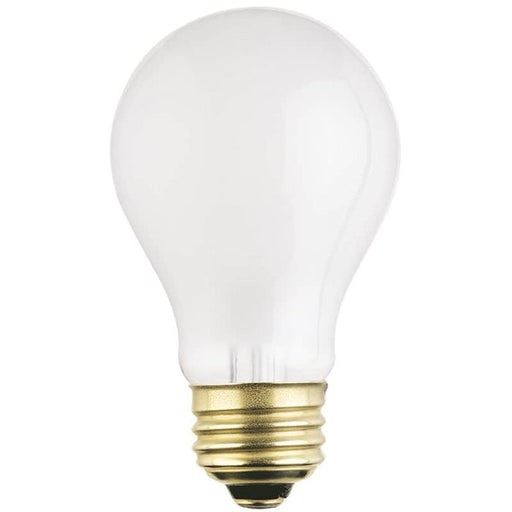 Westinghouse 100 Watt A19 Rough Service Incandescent Light Bulb - Frost