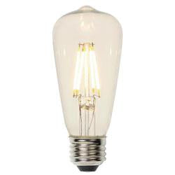 .Westinghouse 05186 Filament LED ST154.5 Watt Clear Med Base 2700K