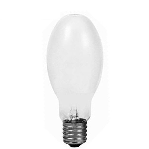 Plusrite 1015 MH175/ED28/C/U/4K 175 Watt Coated Metal Halide Light Bulb E39 Mogul Base