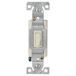 Cooper Wiring 1301V 15A 120V Non-Grounding Toggle Switch
