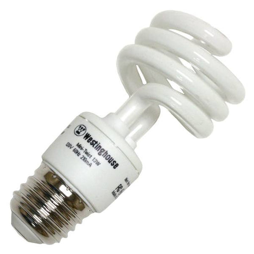 Westinghouse 37945 13W Mini Compact Fluorescent Light Bulb 27K