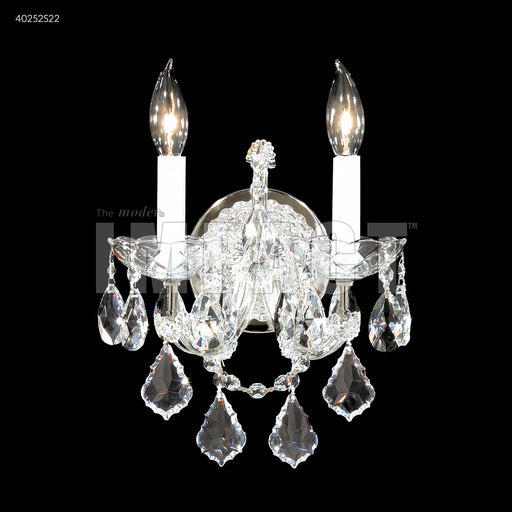 James R. Moder Maria Theresa Double Wall Sconce