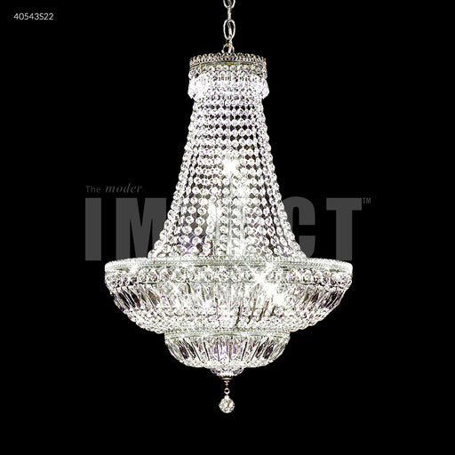 James R Moder Imperial Empire Large Chandelier