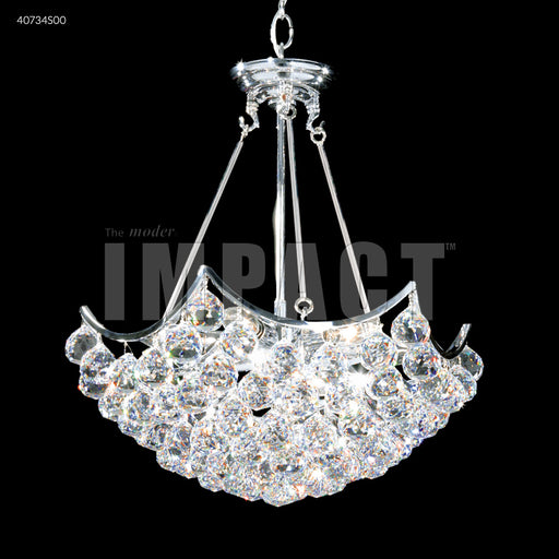 James R Moder 19 inch Cascade Chandelier
