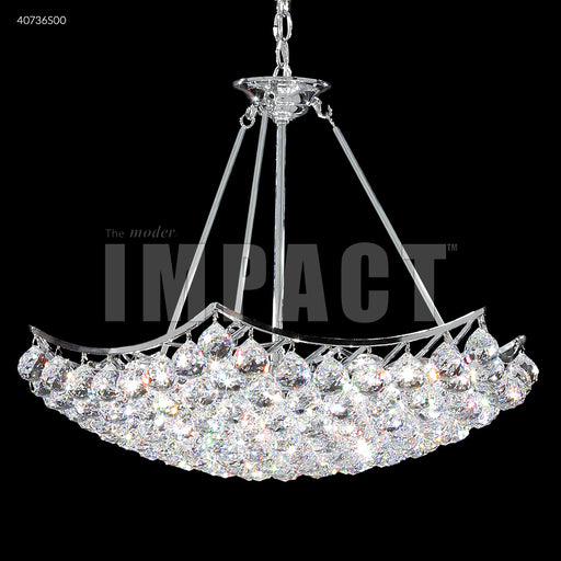 James R Moder 26 inch Cascade Chandelier