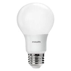 Philips 455600 8A19/LED/850ND Non-Dimmable 8 Watts A19 LED Bulb 5000K