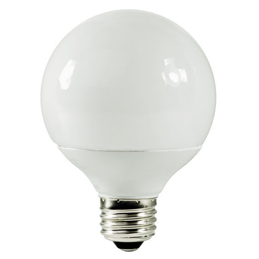 TCP 4G251441K G25 InstaBright Compact Fluorescent Globe Lamp 4100K