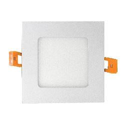 "Westgate SSL4-27K 9 Watt Dimmable 4"" LED Square Ultra Slim Downlight 2700K"