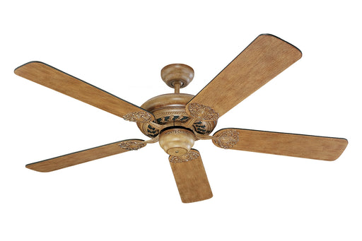 "Monte Carlo Fans 5PR52SO 52"" Premiere Ceiling Fan in Sicilian Stone"