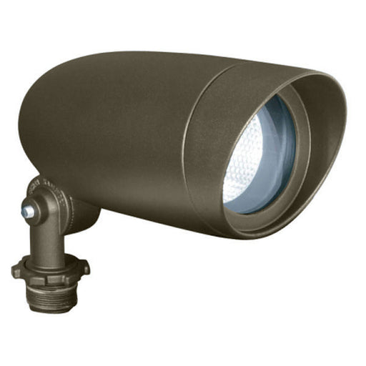 Nuvo Lighting 76/645 Dark Bronze Slim Bullet Landscape Flood Light 50W PAR16