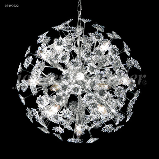 James R Moder Europa Ball Chandelier