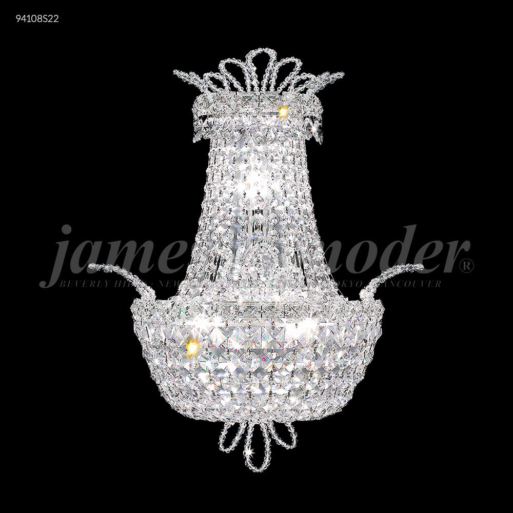 James R Moder Princess Collection Empire Wall Sconce