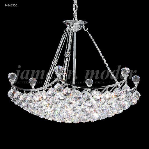 James R Moder Jacqueline Crystal Chandelier