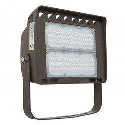 Area Flood Light Westgate LF4-100CW-TR 100W LED Flood Light with Trunnion 5000K Westgate