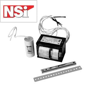 NSI 250 Watt High Pressure Sodium Ballast Kit Quad