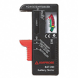 **Clearance** Amprobe Battery Tester
