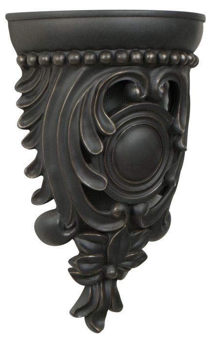 Craftmade Carved Corbel Chime in Hand Painted Florentine Bronze CAC-FV