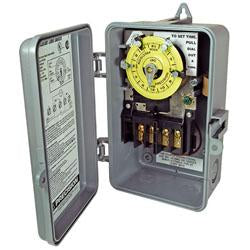 Precision PMC-CD102 24 Hr. Dial 40A 208-277V Time Switch