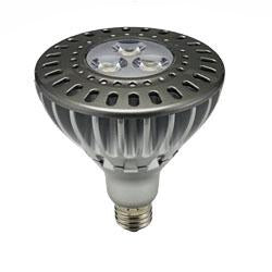 11 Watts LED PAR 38 3000K Dimmable 40° Degrees