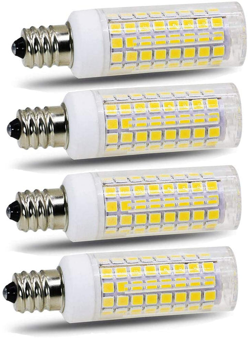 E11 led Bulb 75w 100w Halogen Bulbs Replacement