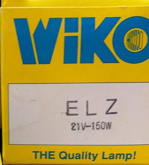 WiKO ELZ 21V 150W AV/Photo Lamp