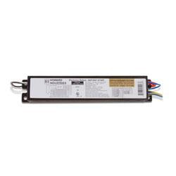 Howard EPL4/32IS/MV/SC/HE 120/277V T8 Electronic Fluorescent Ballast