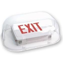 Emergency Light Radiant-Lite BG-1 Exit/Emergency Light Vandal Shield Radiant-Lite