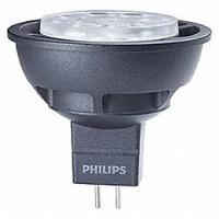 LED MR16 Philips 454546 6.5MR16/F35 6.5 Watts Dim.12V WarmGlow 2700K-2200K Philips