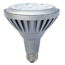 11 Watts LED PAR 38 3000K Dimmable 25° Degrees