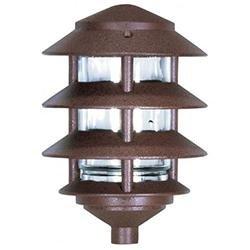Landscape Path Light Clearance NUVO 76-633 100W 4-Tier Pathlight Landscape Light Fixture Nuvo