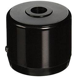 "Landscape Post RAB MCAP2B PVC Mighty Post Cap fits standard 2"" pipe for landscape Rab"