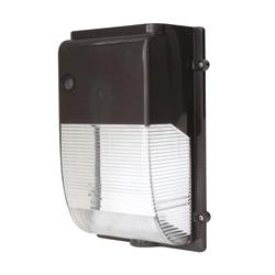 Howard MINILWPP20-120 20 Watts Mini LED Wallpack 5000K