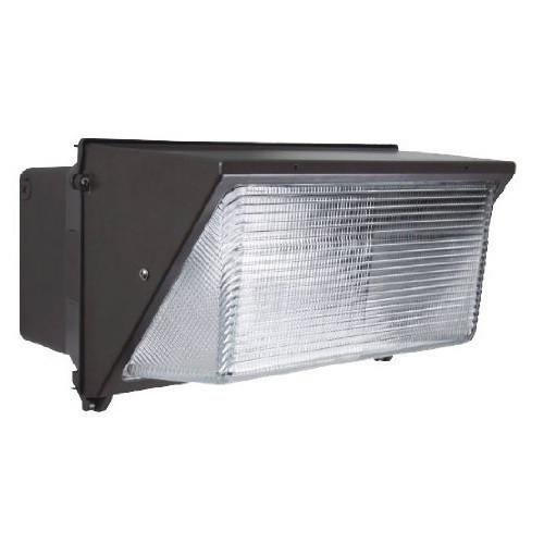 Metal Halide Wall Pack ***CLEARANCE*** Howard LDWP-400-MH-4T Large Metal Halide Wall Pack 400 Watt Pulse Start 4 Tap Radiant-Lite
