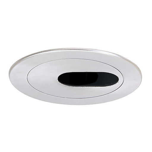 "Nora Lighting NL-445 4"" Adjustable Slot Aperture Low Voltage Trim"
