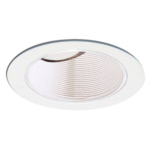 Nora Lighting NL-468 4 inch 45º Adjustable Stepped Baffle with Ring