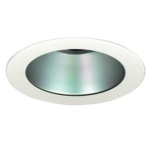 Nora Lighting NS-44N 4 Inch Clear Reflector Natural Ring Recessed Trim