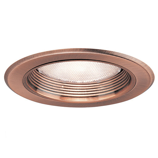 "Nora NT-5010CO 5"" Baffle Metal Trim Ring Copper"
