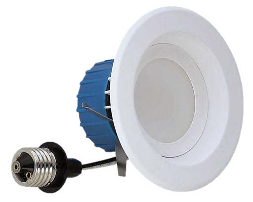 NICOR DLR4-3006-120-3K-WH 4 in. LED Recessed Downlight 3000K