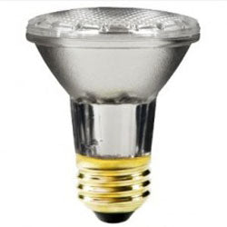 PAR20 50 Watt Halogen Light Bulb Standard Length