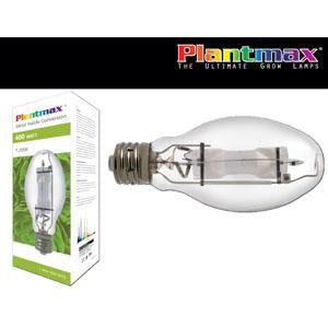 Plantmax PX-MH400/LU/7200 400 Watt Metal Halide Conversion Grow Lamp