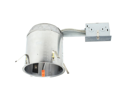 "Topaz RH6/RLED/IC/AT 6"" LED Remodel Housing - IC - Air-Tight - Quick Connect"