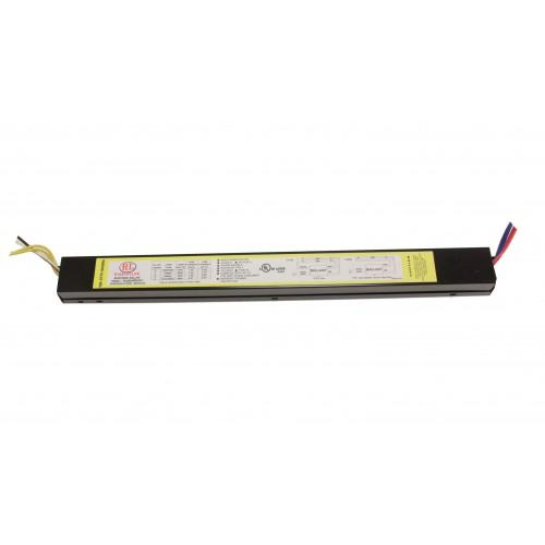 14 Watt 1 or 2-Lamp T-5 Multi Voltage
