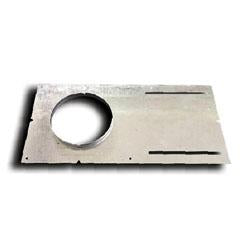 "Westgate RSL6-RI 6"" Round Rough-in plates"