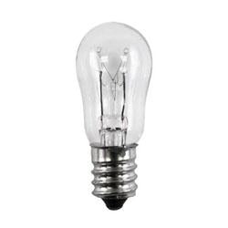 Norman Lamps 25S6-130V-CS 25 Watts S6 Miniature Bulb